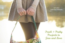 Sewing and crafts / http://blog.sewserendipity.com/ / by Kendra Murphy
