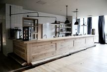 Coffee shop ideas / by Martin Maltby