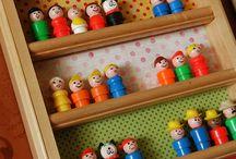 Kinderkamer / by Fem Klomp