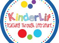 Our Store / Links to our website, our shopping cart, and our TPT store. / by KinderLit