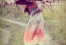 i wish i was a hippie... or Pocahontas :) <3 / by Kayla Fofayla