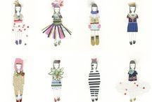 Paper dolls / by Kren Kurts