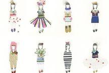Paper dolls / by Kren Kurts