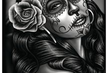 Skeletons  / by Sharon Lomeli