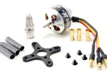 Brushless Motors - Grayson Hobby (graysonhobby) / Grayson Hobby is an online hobby product vendor. They provide Dynam / Detrum brushless motors, GraysonHobby Brushless Motors, Himax, Plug & Play EDF, & Welgard Electronics. / by Grayson Hobby