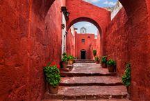 Peru / by Pamela Almeida