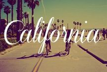 California Dreaming / by Hannah Le Grand