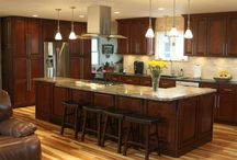 Customer Kitchens / Some amazing pictures we have received from amazing customers! / by Cabinet Giant