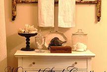 Bathroom / by Hope Davidson