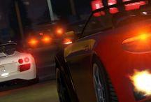 Grand Theft Auto V / Grand Theft Auto V: planes, cars and guns / by Carhoots
