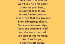 Prayers / by Sherrie Farnsworth