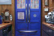 Holy TARDIS of Gallifrey! / by Nicki Bays