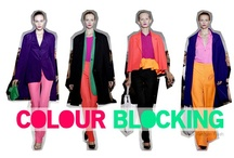 Color Blocking / by Fira A. Swusten