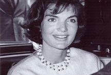 Jackie Kennedy / by Mary Kay Killian