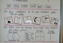 Anchor Charts / by Meg Jones