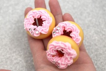 Deco Delight/DIY / Basically, decodens and any other DIY decorated object, with some cabochons. / by Salem T.