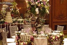 Receptions / Various #wedding and special occasion decor styles / by Caren Moongate Wedding Event Planner