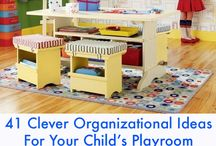Kids Playroom / by Lorey Lyons
