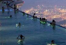 awesome pools / by Cheril Horacek Zavala