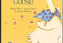 Mother Goose Rhymes / This includes both individual rhymes and collections of rhymes for babies and toddlers. / by Charles & Renate Frydman Educational Resource Center