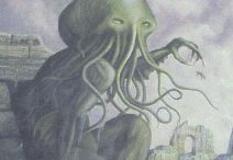 Cthulhu / by Laura Warner Monclair