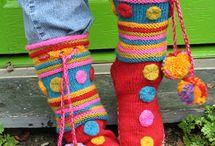 Knitting / by K Schaff