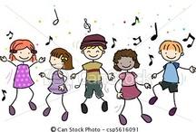 PrEsChOoL bOoGiE wOoGiE / Music! / by Barbi McCurry