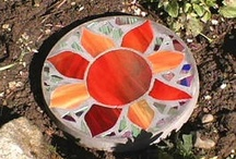 Outdoor Ideas/Decor/Gardening / Unique outdoor ideas and things you can create yourself or buy. / by Melinda Chaney-Miller