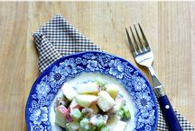 Easy Side dishes  / by Nancy Bradford