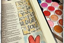Bible Journaling / by Stephanie Ackerman