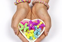 Loom Band Crazy.... / Lovely ideas with loom bands - yes, we might be slightly obsessed.... / by Baker Ross