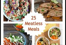 Meatless Monday Meals / by C. S.