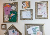 Wall decor / by Blue Sugar Press - Invitations