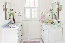 12f - Bathrooms / by Janet Clarke