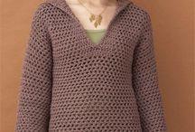 Crochet clothes / by DeAnne Lonnquist