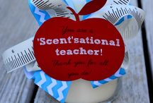 Teacher Appreciation / DIY/Gifts for your favorite teacher! / by Stacy Yehle Fischer