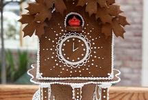 Gingerbread / by Mariella Almasio