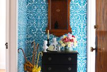 decorating / by Tammy Timmons