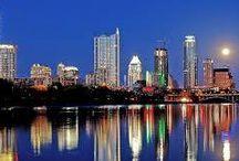 Austin, Texas / I live in Austin, Texas / by Thomas Benner