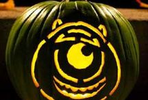 Pumpkin Carving Ideas / Get your juices flowing on what you would like to carve this year! / by Grampa Bardeen Pumpkin Carving Sets
