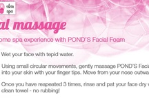 POND'S Skin Spa / Create your own Home Spa with POND'S! #skincare / by POND'S South Africa