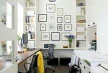 Home Office Ideas / by Jessica Okui