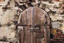 Doors, Hardware, Portals and More / by Dana Blackwell