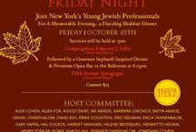 Young Jewish Professional Events / by Moise Safra Community Center