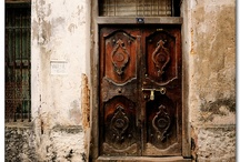 | doors | / by Ann Favre Watkins
