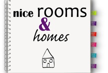 Nice rooms and homes / by Chris Dwerry