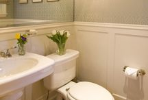 Small Bathroom Ideas / by AtWell Staged Home