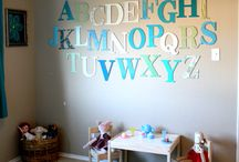Playroom / by Kelly Eyamie