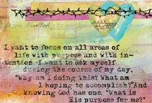 Art journaling / by Design your life Pl