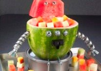 Robot Birthday  / by Untrained Housewife
